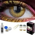 Hazel 3 Tone Contact Lens Complete Set