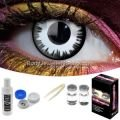 Lunar Eclipse Contact Lens Complete Set