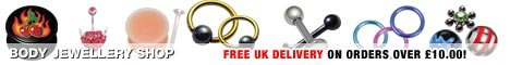 Body Jewellery Shop.com