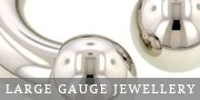 Large Gauge Jewellery