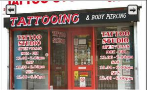 Camberley Tattoo Studio