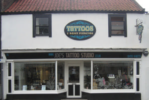 Joe's Tattoo Studio