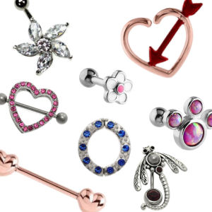 Gifts Home Body Piercing Jewellery