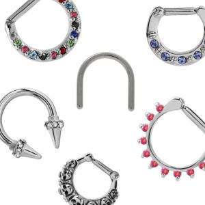 Septum Piercing Jewellery