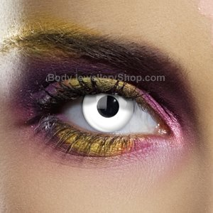 Colour Vision White Out Contact Lenses (Pair)