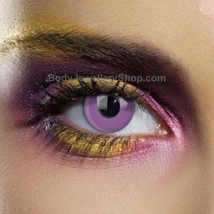 Colour Vision Violet Contact Lenses
