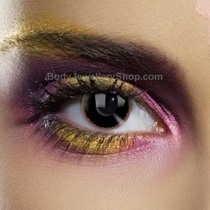 Colour Vision Hell Raiser Contact Lenses (Pair)
