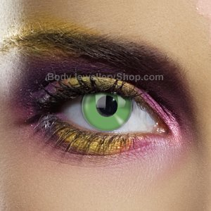 Colour Vision Emerald Green Contact Lenses