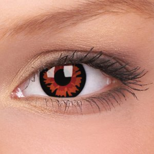 volturi red contact lenses