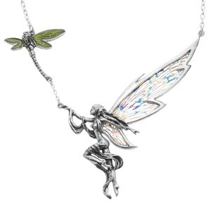 Alchemy Gothic A Fairy's Dream Necklace
