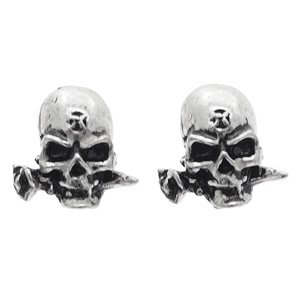 Alchemy Gothic Alchemist Stud Earrings (Pair)