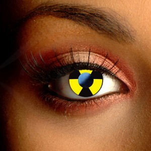 Biohazard Contact Lenses