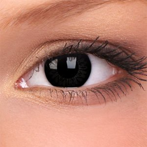 Dolly Black Big Eyes Contact Lenses Pair Buy Jewellery