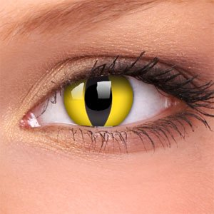 Cat Eye Costume Contact Lenses