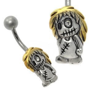 Cute Belly Bar - Zombie Doll