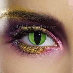 Cobra Eye Contact Lenses (Pair)