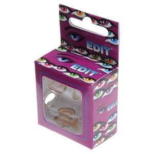 Spooky Violet 3 Tone Contact Lenses (Pair)
