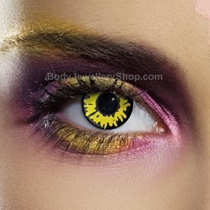 Twilight Werewolf Contact Lenses (Pair)