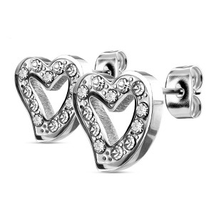 f0e025149 Surgical Steel Lobe & Upper Ear Studs - Ear Jewellery - Body ...