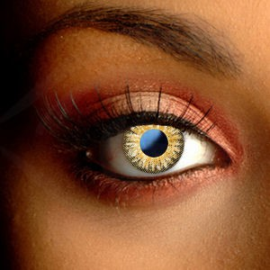 Natural Brown Color Contact Lenses