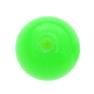 Neon Threaded Ball - Green
