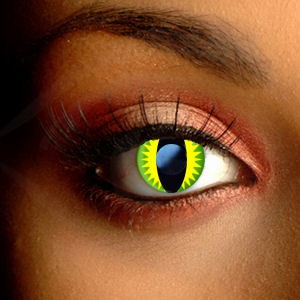 Reptile Eye Contact Lenses