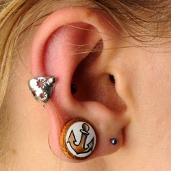 Cartilage Piercing Ear Cuff