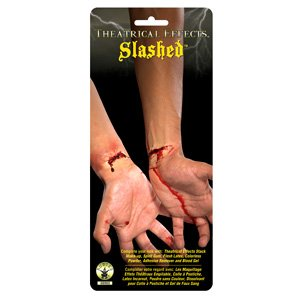 Slashed Effect Wounds