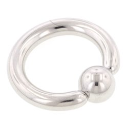 Surgical Steel Ball Closure Ring - 5mm