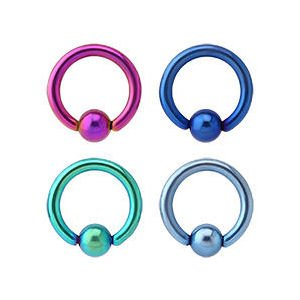 Ball Closure Ring Set