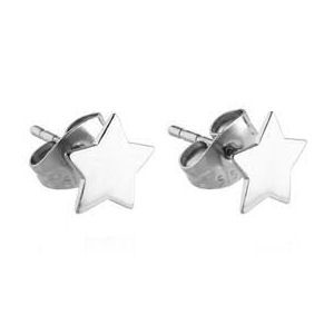 Surgical Steel Star Ear Studs