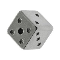 Surgical Steel Clip-In Dice
