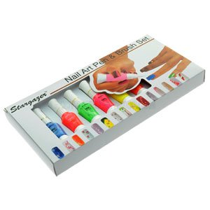UV Nail Art Pen Set